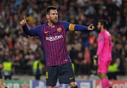 Messi, el deportista mejor pagado del mundo