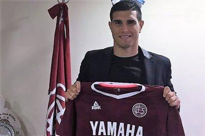 Ezequiel Muñoz ficha por Lanús tras dos años en el Leganés