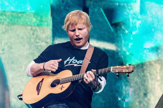 Ed Sheeran convierte el Wanda Metropolitano de Madrid en un karaoke gigante con 55000 fans