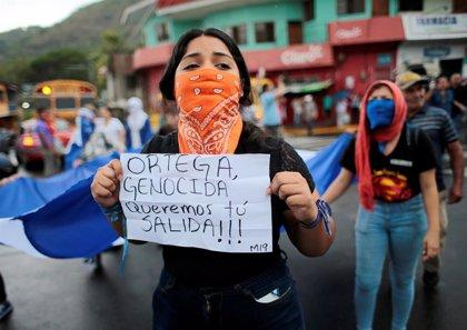 HRW pide al Congreso de EEUU que presione para sancionar a funcionarios de Nicaragua por la represión