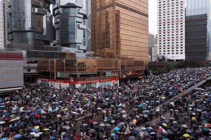 El Parlamento de Hong Kong pospone la reunión sobre la ley de extradición por las protestas