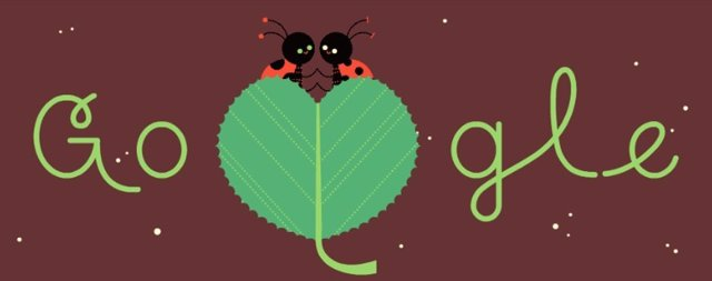 Google celebra el Día de los Enamorados en Brasil con un romántico 'doodle'