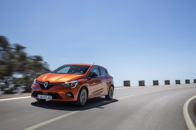 Economía/Motor.- Renault presenta el nuevo Clio, con un motor híbrido y  tecnología que anticipa la conducción autónoma