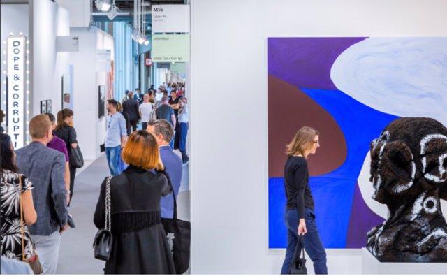 COMUNICADO: Las obras de Art Basel, a disposición del coleccionista español a través de Redcollectors.Com