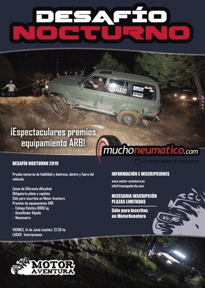 Llega la 8ª Edición de Motor Aventura