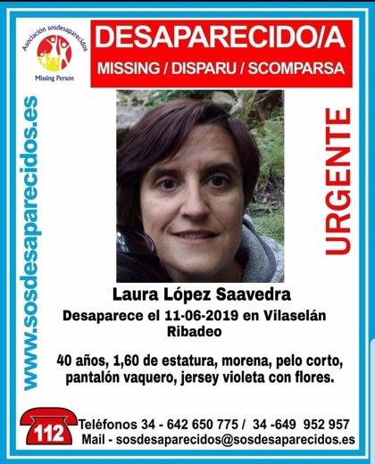 Localizan muerta en una playa a una mujer desaparecida en Ribadeo (Lugo)