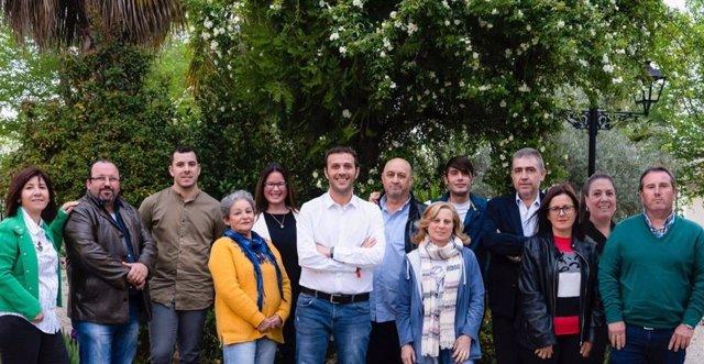 Málaga.- 26M.- PSOE y Alternativa Local reeditarán el pacto de gobierno en Sierra de Yeguas