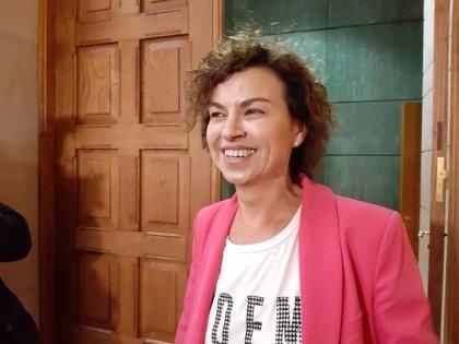 """Gijón.- """"Me hace mucha ilusión seguir"""", dice Montserrat López, que repetirá de edil de Foro"""