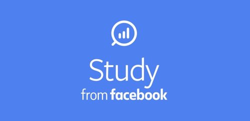 Facebook lanza su nueva aplicación Study from Facebook para estudios de mercado