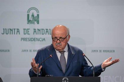 """Aguirre ve """"normal"""" los """"problemas puntuales"""" en hospitales por el plan de choque y valora el """"progreso"""" de las listas"""