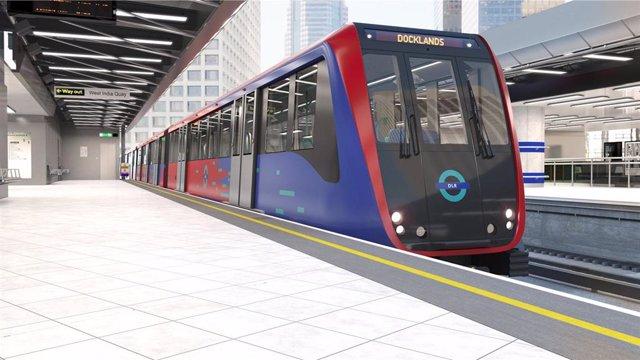 Economía/Empresas.- CAF suministrará 43 trenes sin conductor para el metro de Londres