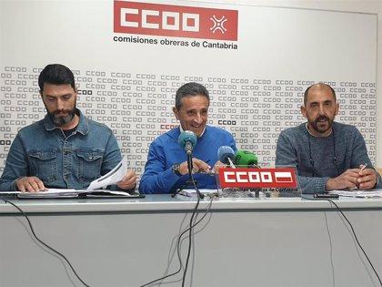 """CCOO pedirá al nuevo Gobierno que intervenga MARE para """"acabar con la corrupción"""""""