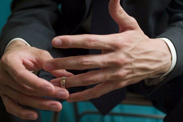Los divorcios aumentan en Extremadura un 8,3 por ciento en el primer trimestre de 2019