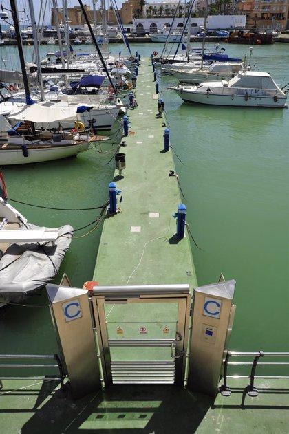 Fomento adjudica por 4,7 millones el contrato de vigilancia de los puertos de Andalucía