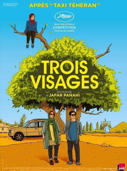 MVA proyecta 'Tres Caras', una película rodada en la clandestinidad en contra de la censura del gobierno iraní