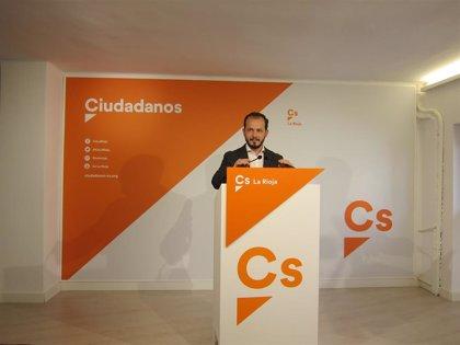 """Cs lamenta que PSOE y UP """"negocien sillones en vez de programas"""" y pide a los socialistas """"que rectifiquen"""""""
