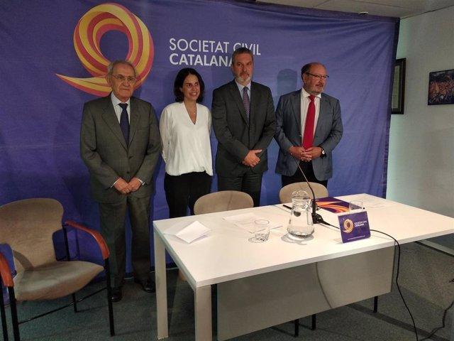 AV.- Josep Ramon Bosch renuncia a la presidencia de SCC y se renovará la dirección el 26 de junio