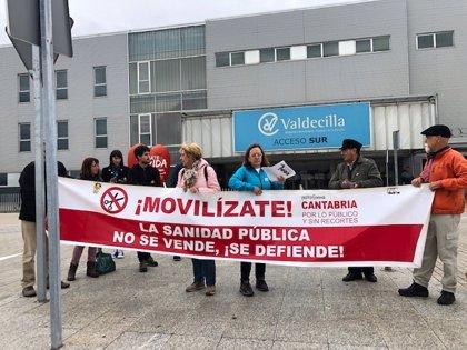 Cantabria por Lo Público pide investigar la implicación de seis exnefrólogos de Valdecilla en sobornos