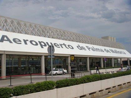 L'Aeroport de Palma rep al maig més de 3 milions de passatgers