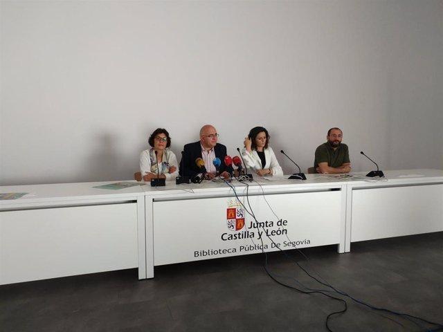 Diez expositores participarán en la Feria del Libro de Segovia del 13 al 19 de junio