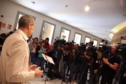 """Cantó ve """"una auténtica vergüenza"""" la suspensión del pleno y critica a Puig: """"Es una marmota con el mismo discurso"""""""