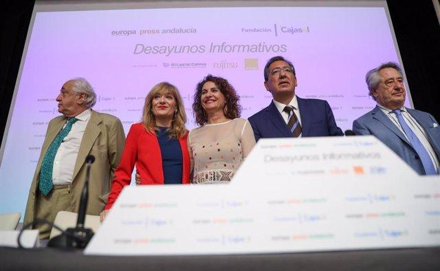 Desayunos informativos de Europa Press Andalucía