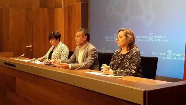 Navarra.- El Gobierno de Navarra autoriza las enseñanzas de Medicina en la Universidad Pública de Navarra