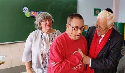 El padre Ángel impartirá la próxima semana en Mérida la charla 'Un mundo mejor es posible'