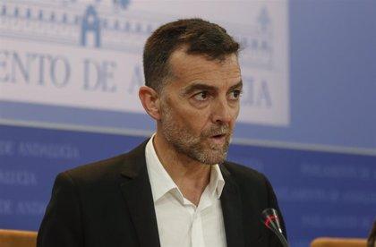 """Adelante pide al Gobierno andaluz que retire el Presupuesto ante la situación """"esperpéntica"""" con Vox"""