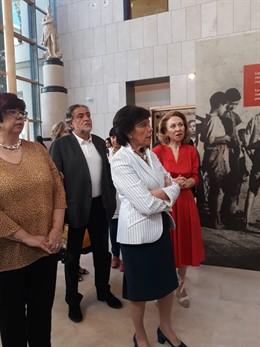 """Celáa asegura que tiene """"disgusto político"""" por la formación de la Mesa de la Asamblea y que no se comprende en Europa"""