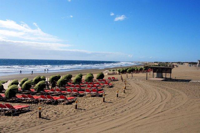 Gran Canaria refuerza su promoción ante más de cien agentes de viaje de Castilla-La Mancha
