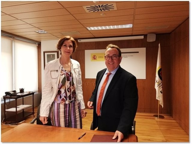 La secretaría de Turismo y Hostelería de España colaborarán para reforzar la imagen del sector