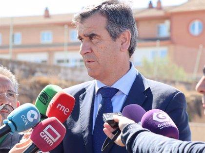 Román se mantiene optimista para renovar el bastón de mando de Guadalajara porque no ve desacuerdos concretos con Cs