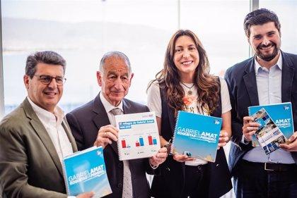 PP y Vox avanzan para cerrar un acuerdo de gobierno en coalición en Roquetas (Almería)