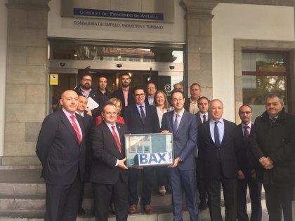 FAEN recibe equipos de energía solar térmica y fotovoltaica donados por Baxi Roca para difusión y formación