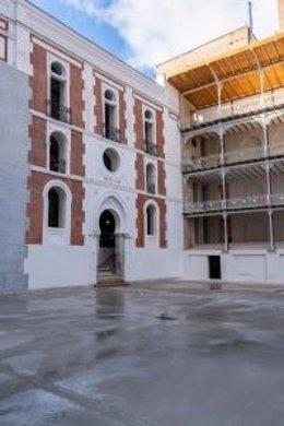 El Beti Jai abre sus puertas este jueves para mostrar el resultado de las obras de restauración