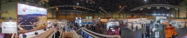 Sevilla.- Más de 100 empresas participarán en Fibes en la zona expositiva del tercer Salón Internacional de la Minería
