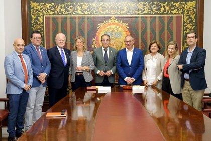 La Universidad de Sevilla y la Fundación Puerta América colaborarán para conmemorar la primera vuelta al mundo