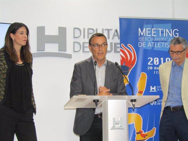 """Huelva.- 26M.- Caraballo señala el buen estado de conversaciones con IU que permitirá llegar """"al 80 o 90% de alcaldías"""""""