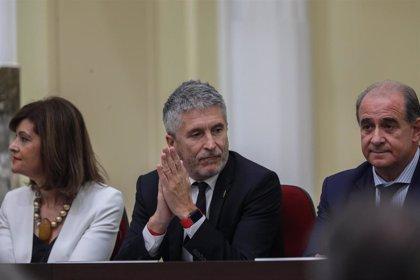 """Marlaska pide a la derecha que se responsabilice de su pacto en Madrid: """"Que no nos tomen por débiles mentales"""""""