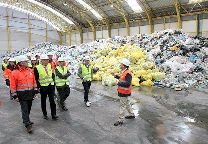 Cogersa duplica la capacidad de su planta de reciclaje de envases y podrá tratar 25.500 toneladas al año