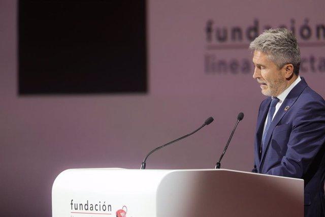 Celebració de la XVI edició del Premi Periodístic de Seguretat Vial a Madrid