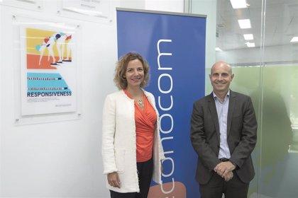 Econocom proporciona su tecnología al proveedor de servicios EasyVista como Gold Partner