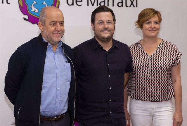 PSIB, MÉS i Idma-El PI acorden els 16 punts del programa de governabilitat a l'Ajuntament de Marratxí