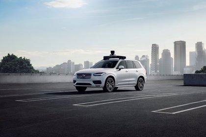 Volvo Cars y Uber desarrollan un vehículo capaz de circular de forma autónoma