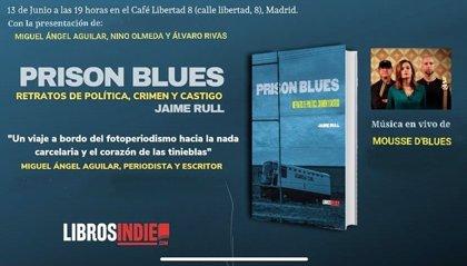El periodista Jaime Rull hace un recorrido por el vía crucis jurídico y penal de políticos en 'Prison Blues'