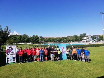 Logroño Deporte inicia este sábado 15 de junio la temporada de piscinas con reformas y mejoras en las instalaciones