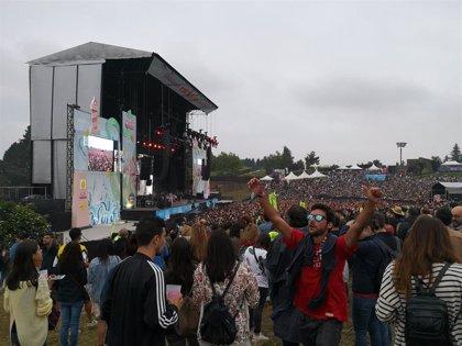 O Son do Camiño inicia tres días de música y fiesta en Santiago con 38 artistas y 33.000 asistentes