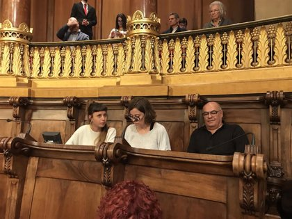 La CUP afirma que su ausencia en el ayuntamiento de Barcelona deja el pleno sin nadie que defienda la desobediencia