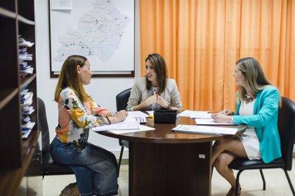 La Diputación de Almería y UPTA aúnan esfuerzos para potenciar el emprendimiento